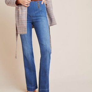 NEW! Anthropologie PILCRO Jeans High-Rise Jeans